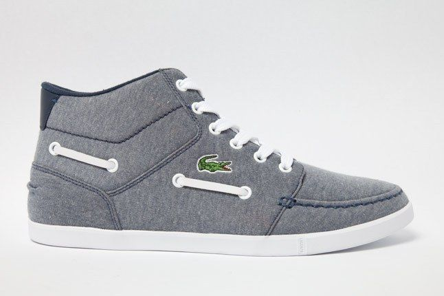 Lacoste Crosier Sail Mid Ml Nvy 2