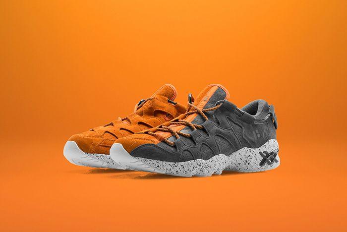 Foss Asics Gel Mai Development Sunrize 2 Sneaker Freaker