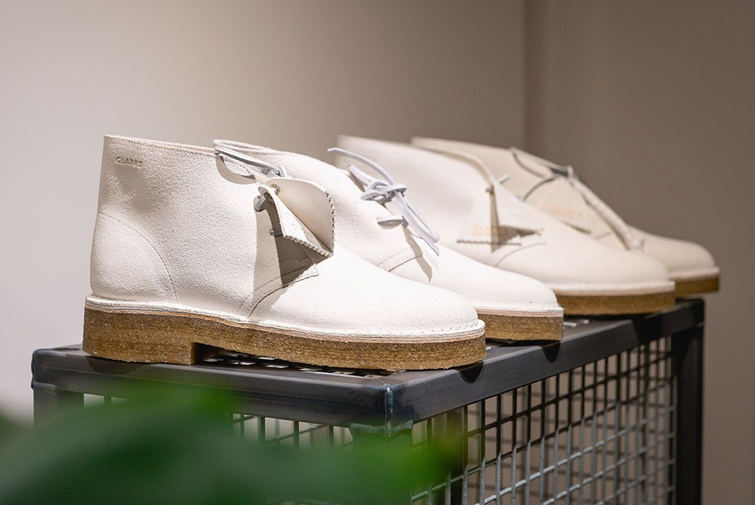 Clarks Originals Paris Fashion Week Neighborhood Desert Trek Wallabee10