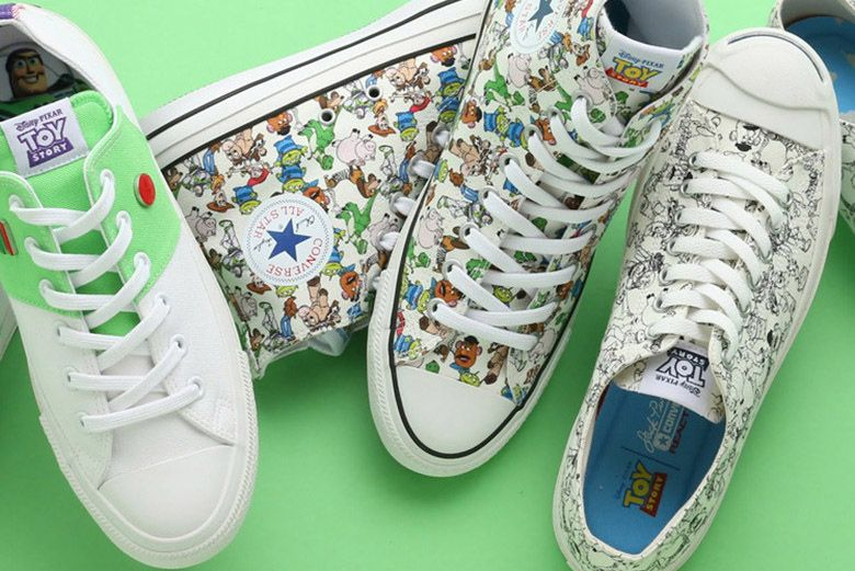 Toy Story Converse Collection Coming Soon 1