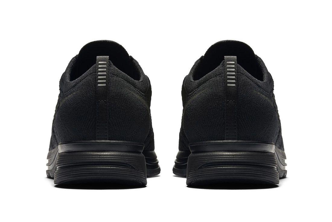 Nike Flyknit Trainer Blackanthraciteblack 1
