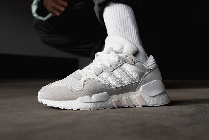 Adidas Never Made Triple White 7