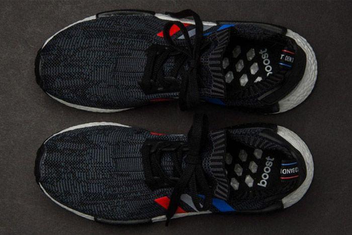 Adidas Nmd Tri Colour Black 2