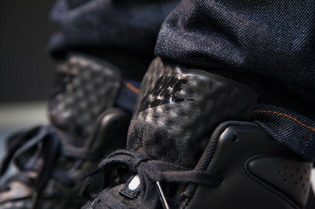 Nike Free Hypervenom Black Dark Grey 3