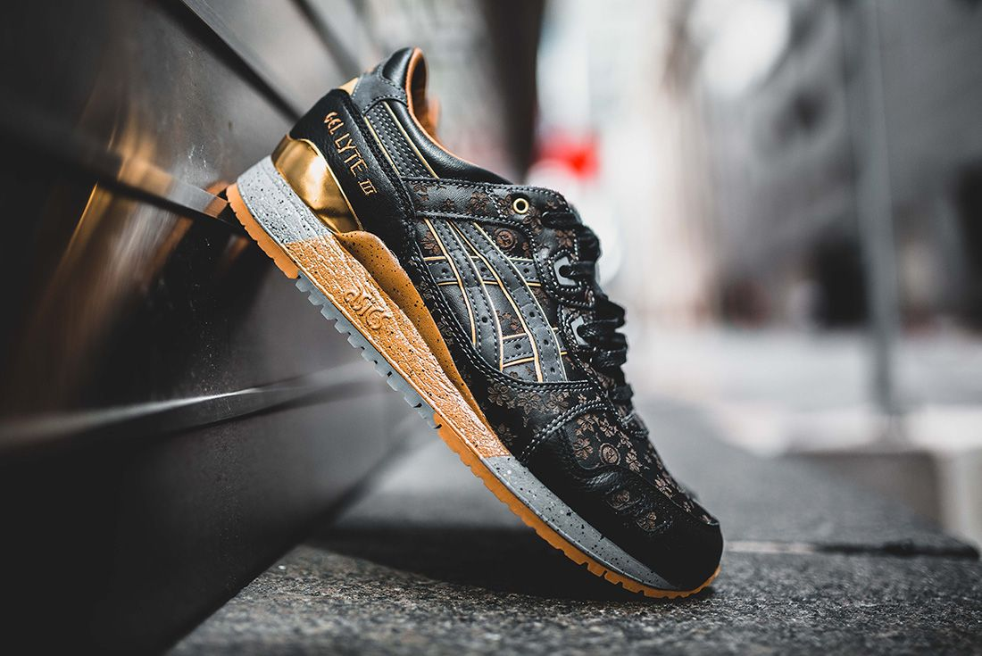 Limited Edt X Asics Gel Lyte Pack 2