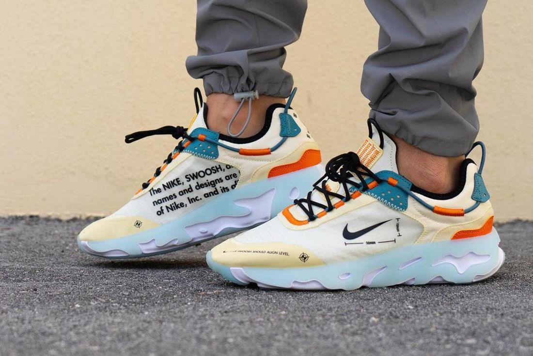An Unreleased Nike React Model Has Appeared - Sneaker Freaker