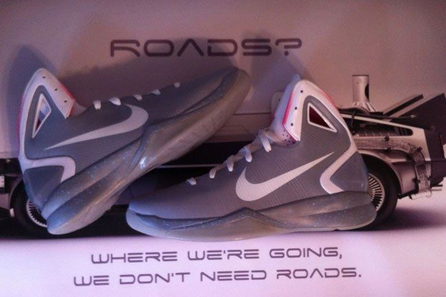 Nike Basketball Mcfly 1