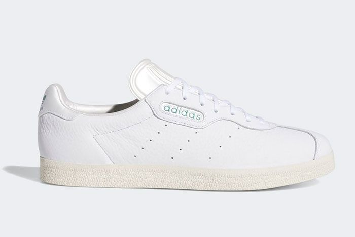 Alltimers Adidas Gazelle Super Ef0080 Lateral