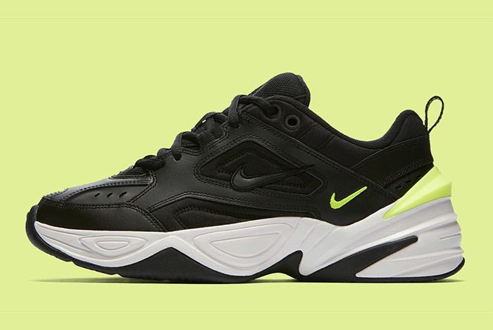 Nike Monarch M2 K Tekno Black 1