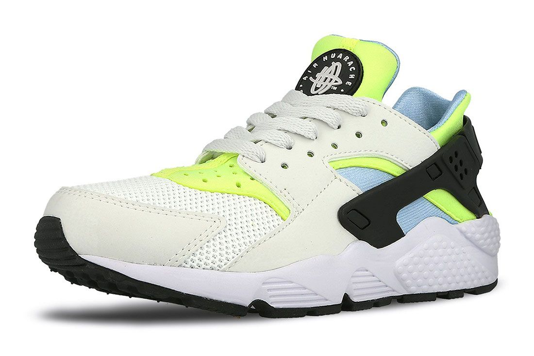 Nike Air Huarache Barely Volt 3