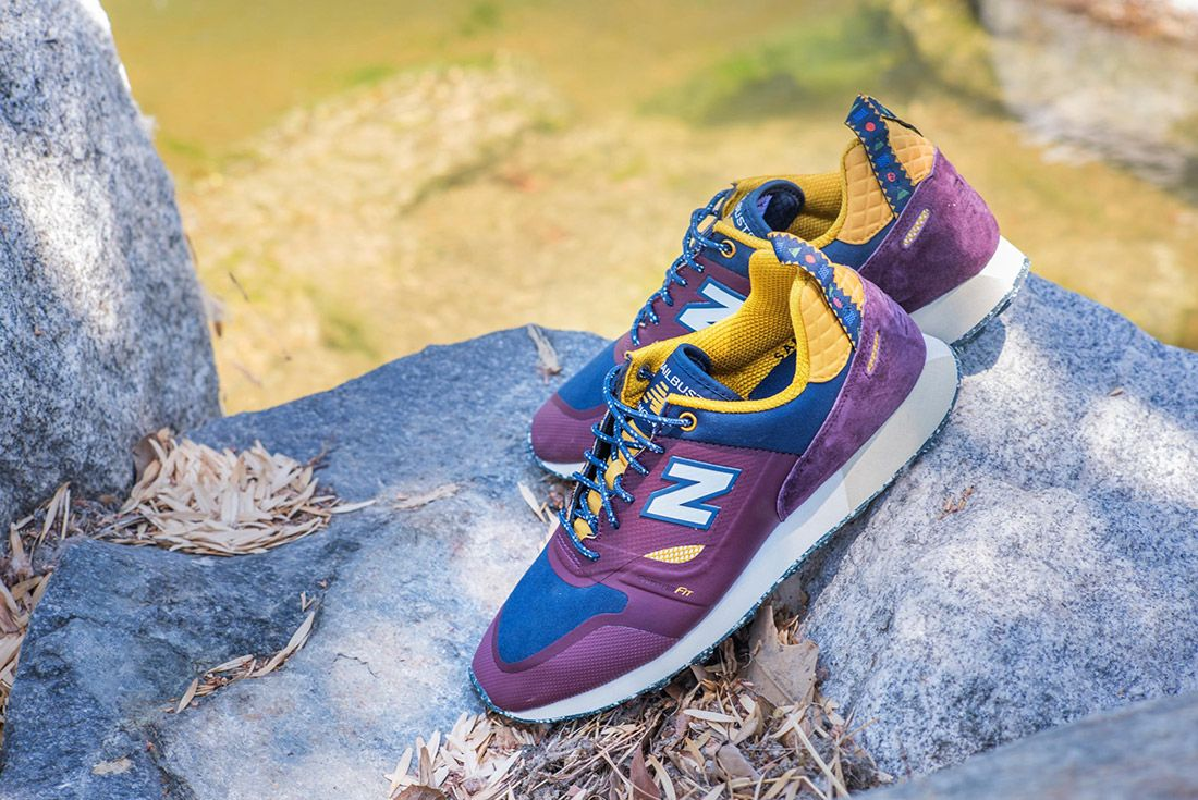 New Balance Trailbuster Reengineered 2