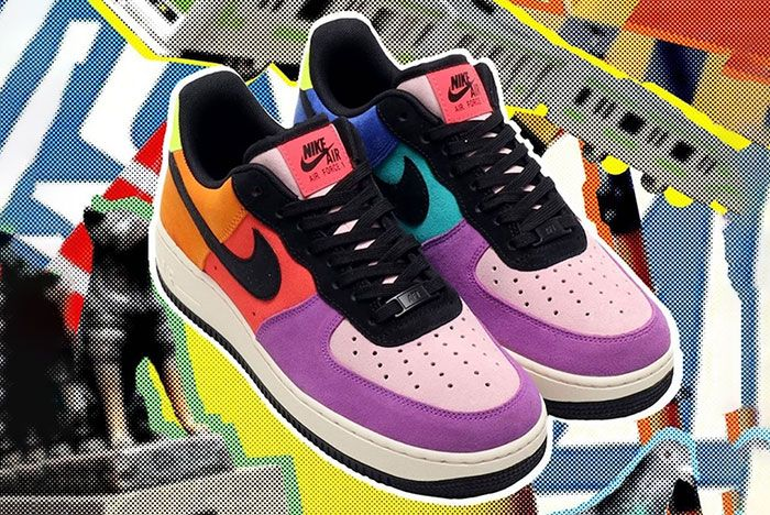 Atmos Nike Air Force 1 Pop The Street Collection Release Date Promo