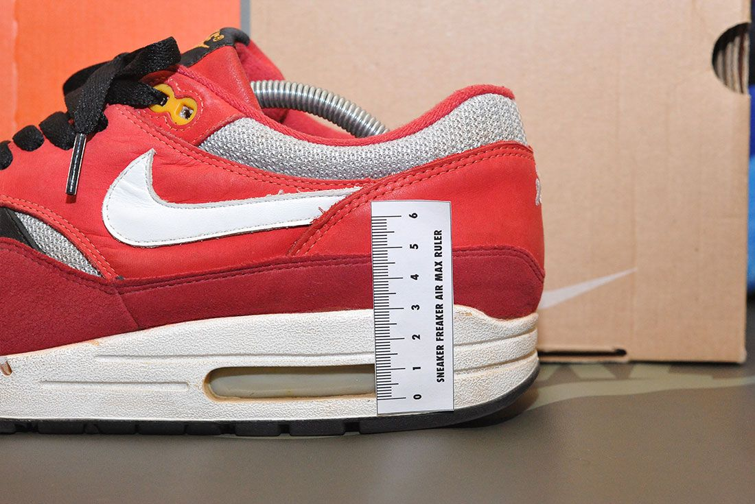 Nike Air Max 1 Urawa 2004 Air Bubble Ruler