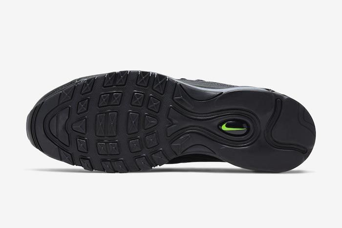 Nike Air Max 98 Neon Outsole