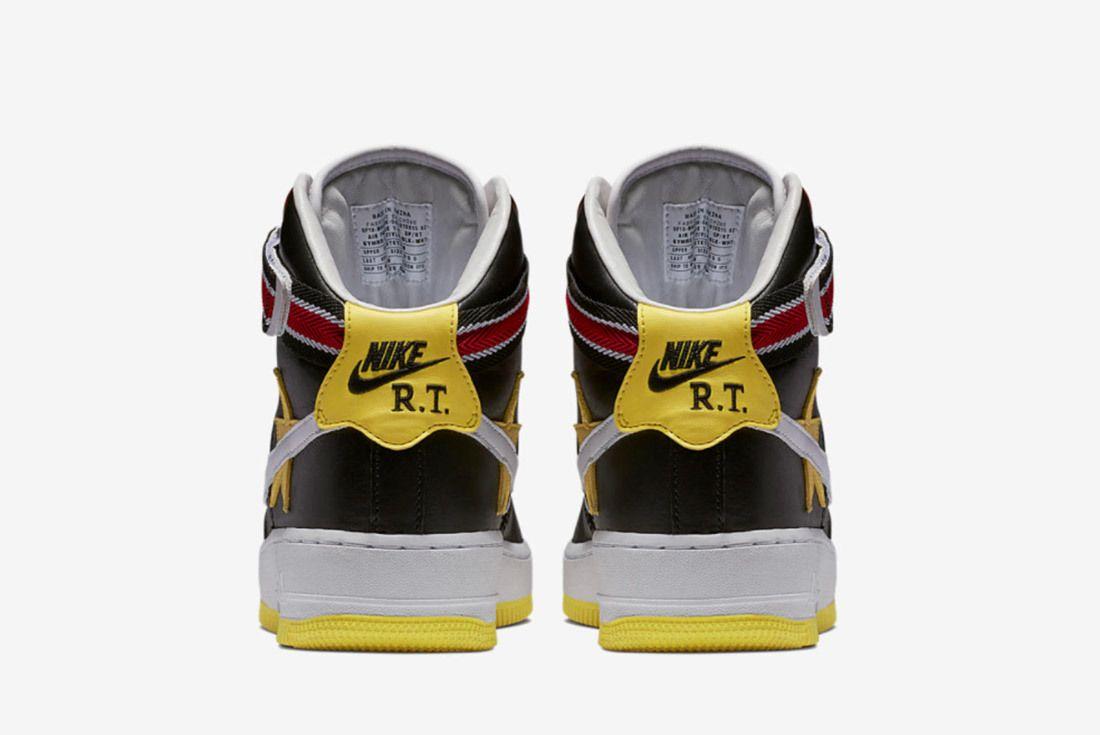 Riccardo Tisci Nike Air Force 1 High 6