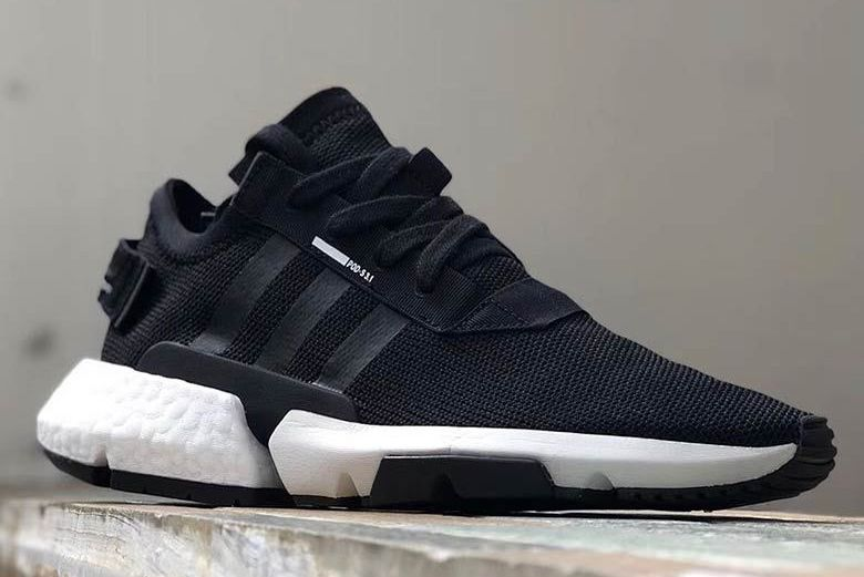 Adidads Pod S3 1 Black Sneaker Freaker