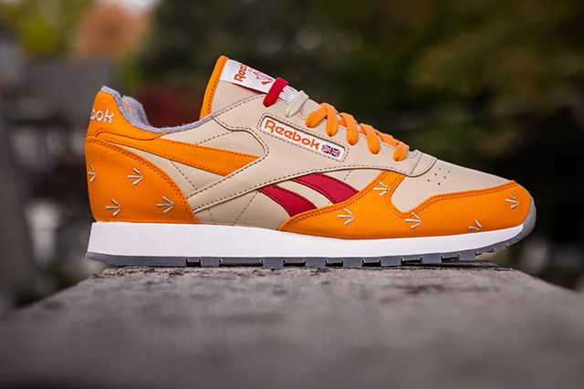 Gary Warnett Reebok Classic Leather 1