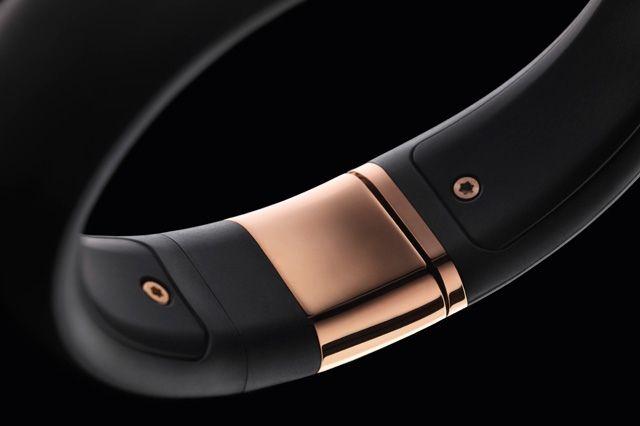 Nike Le Fuelband Se Rose Gold 3