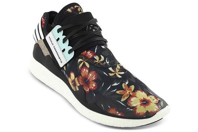 Adidas Y 3 Retro Boost Hibiscus 2