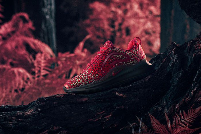 Marahishi Nike By You Air Max 720 Red