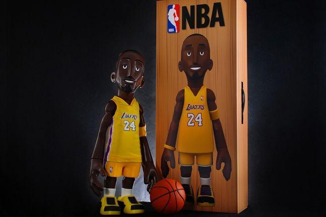 Kobe Bryant Coolrain Toy 4 1