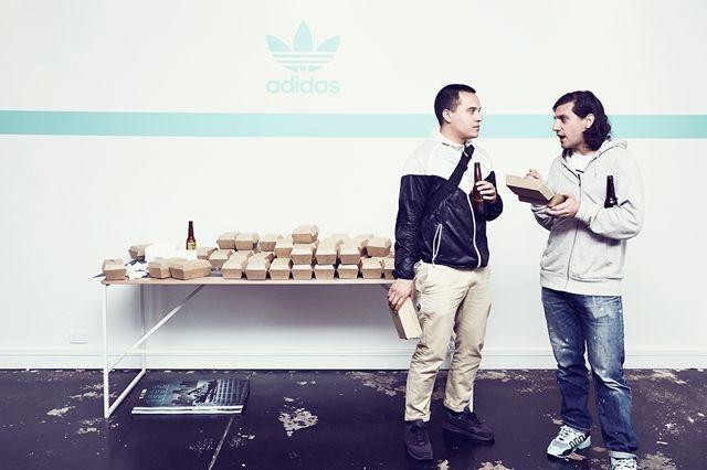 Sneaker Freaker Adidas Torsion Integral S Launch 13