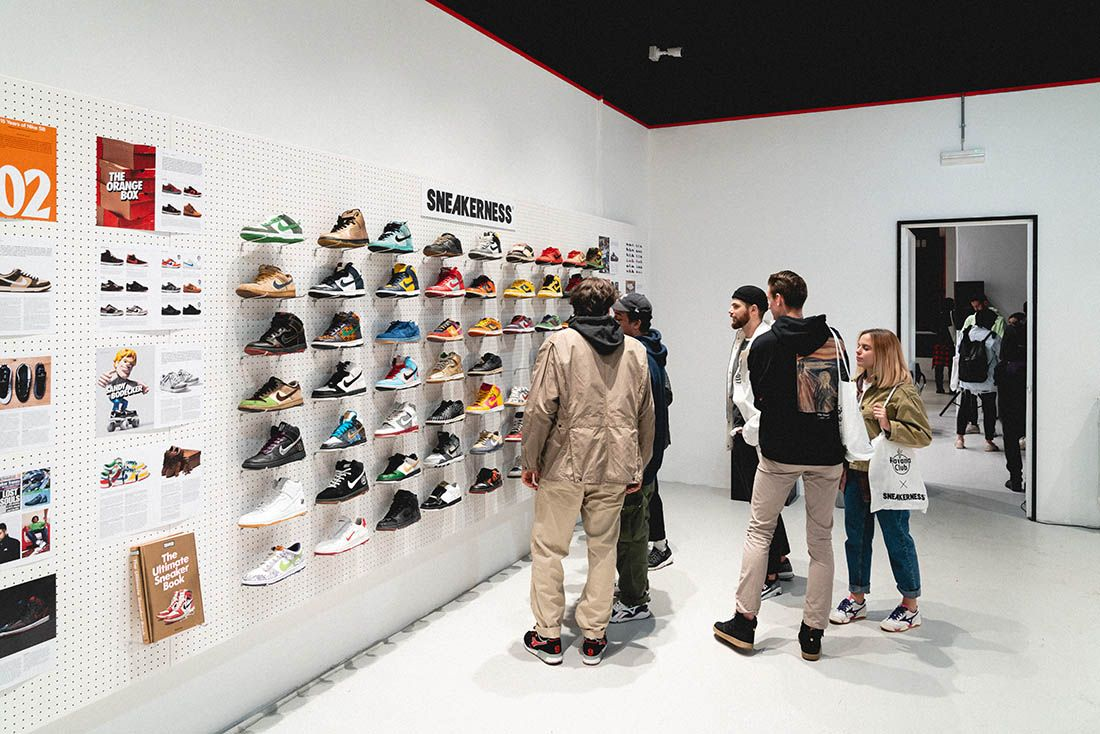 Sneakerness Milan Nike Dunk Expo Special Sneaker Club Event Recap 6 Attendees