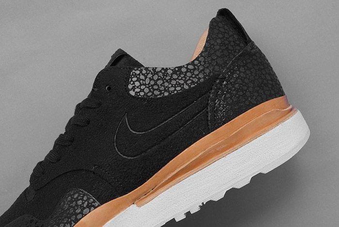 Nike Safari Royal Black 1