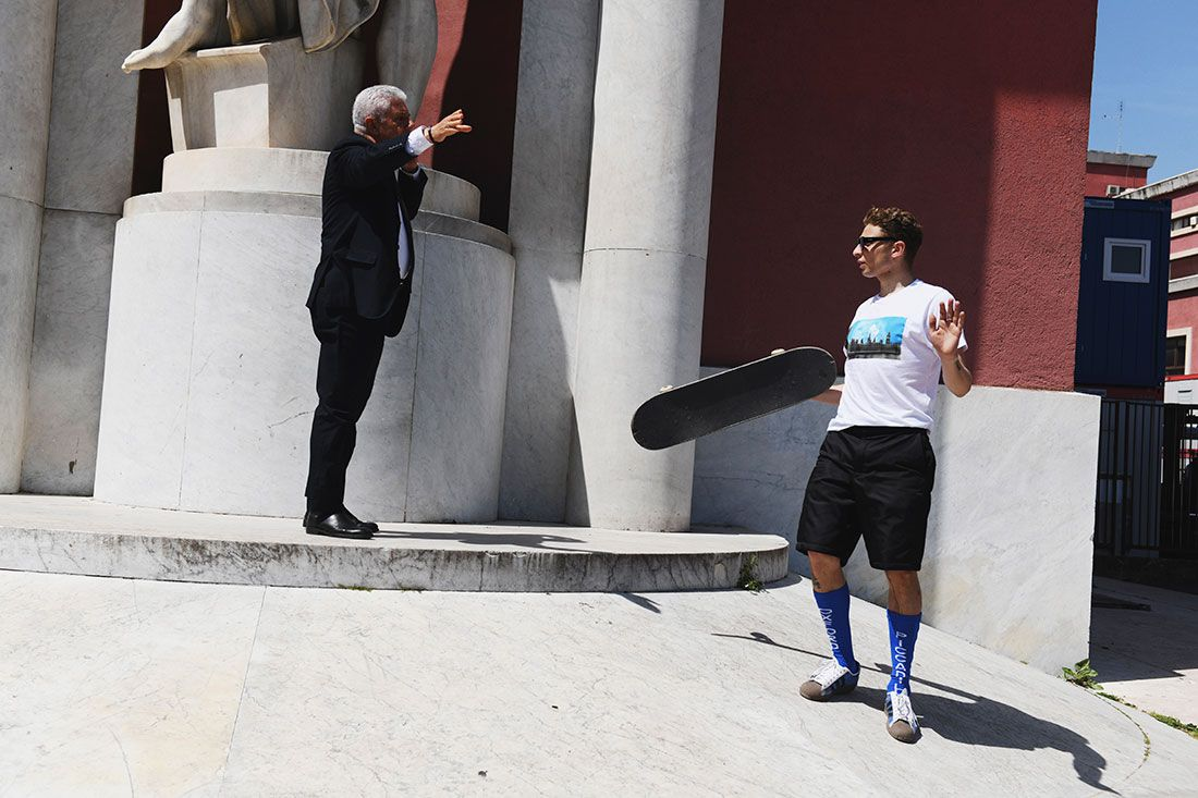 Blondey Mccoy Adidas Skateboarding Superstar 80S White Clear Gum Omeally 6