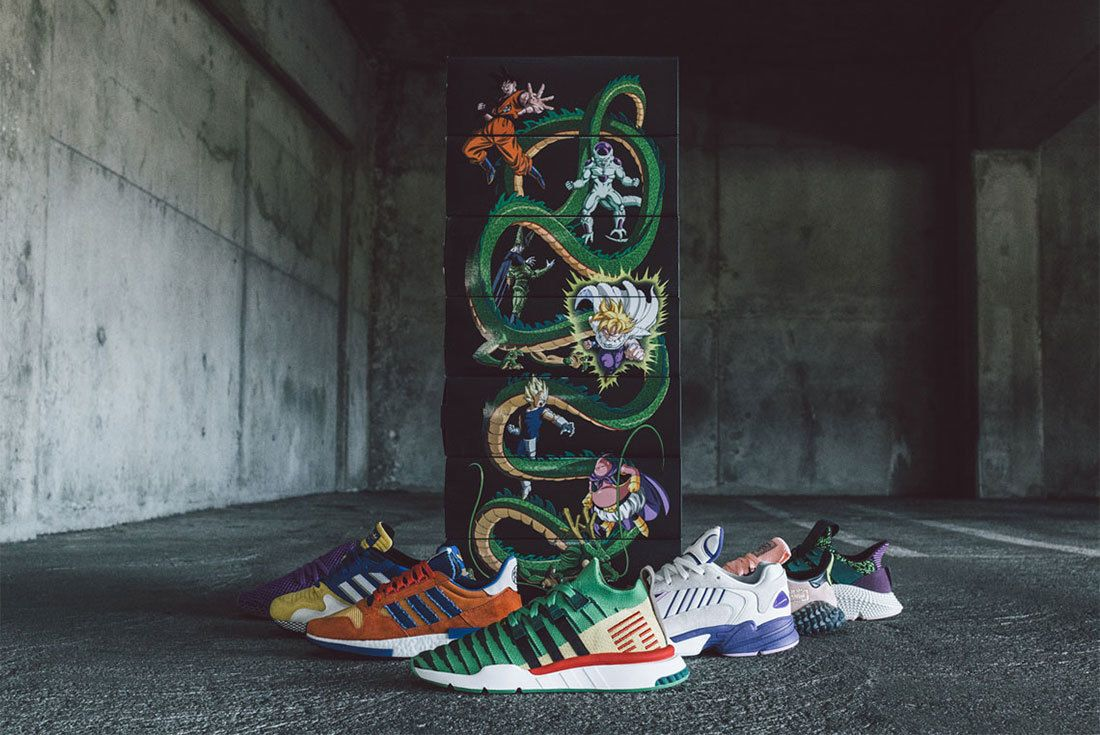 Adidas Dragon Ball Z Collection 1