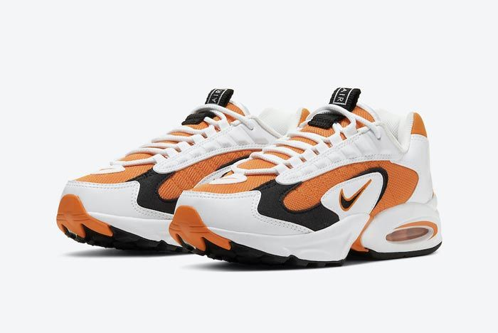 Nike Air Max Triax 96 Magma Orange Pair