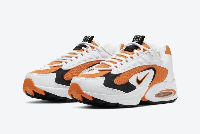 Nike Air Max Triax 96 Magma Orange Pair