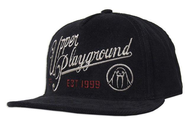 Upper Playground Rod Cap Bl Hat 1