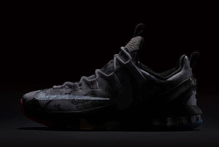 Lebron James Foundation Nike 13 3