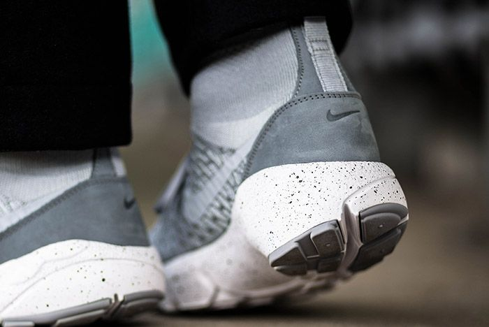 Nike Footscape Magista Flyknit Grey 4