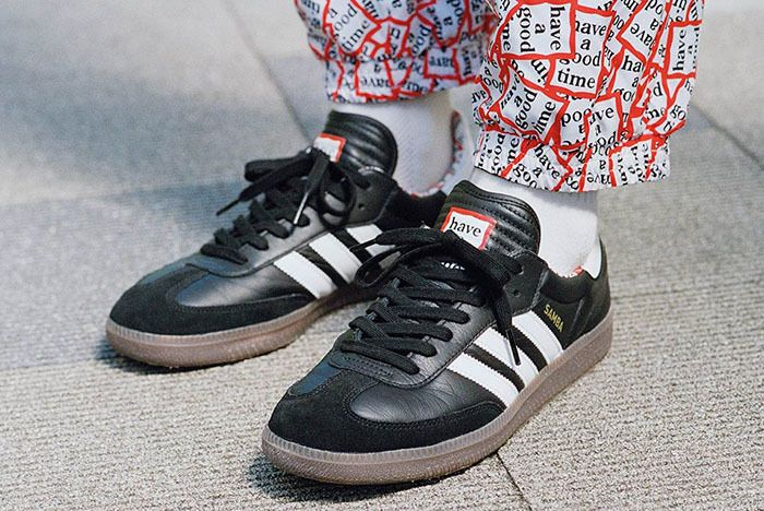Have A Good Time Adidas Samba 2