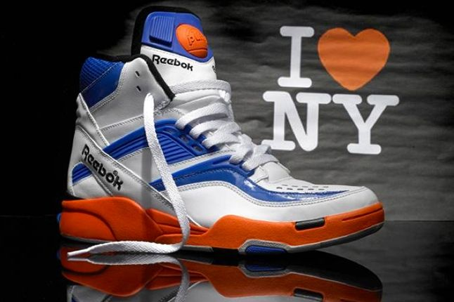 Reebok Pump Twilight Zone Knicks 1