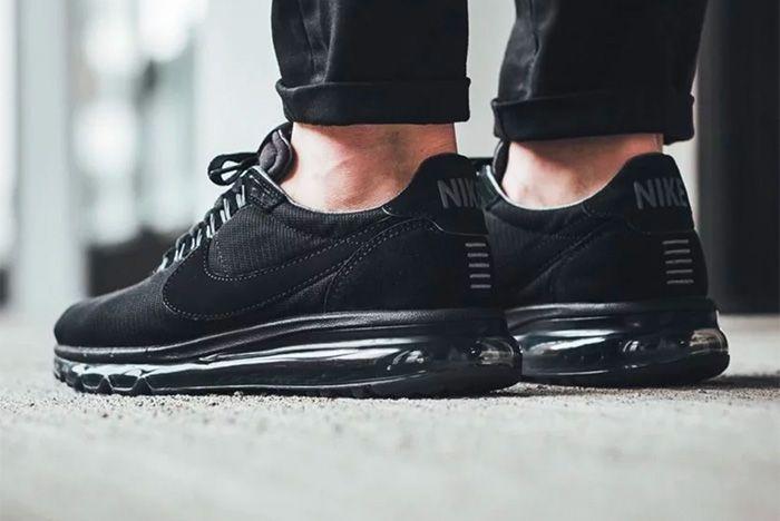 Nike Air Max Lad Zero Triple Black 2