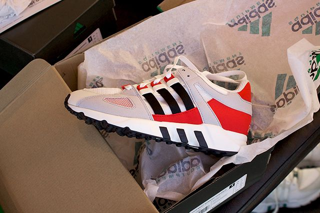 Adidas Eqt And Snkr Frkr Montana Cans Launch At Overkill Recap 15
