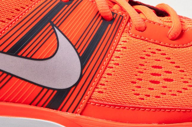 Nike Pegasus 29 Fluro Orange Det 1