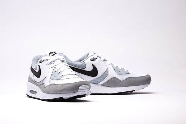 Nike Air Max Light Essential White Black Lt Magnet Grey B3