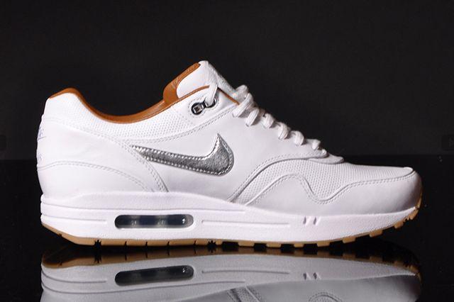 Nike Air Max 1 Fb Woven Silver Gum 2