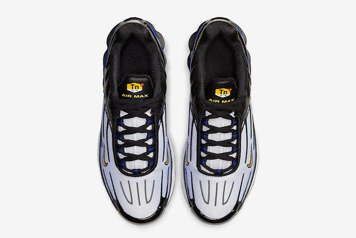 Nike Air Max Plus 3 Hyper Blue Cd6871 001 Top