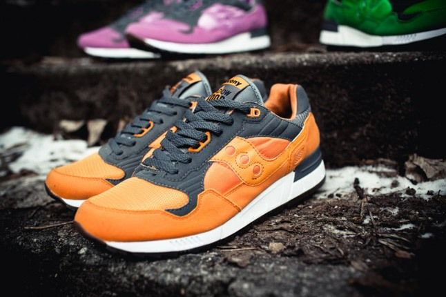 Saucony X Solebox Three Brothers Part 2 Orange In Foreground 1