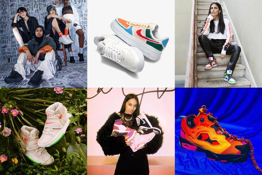 Sneakers By Women Sneaker Freaker Header