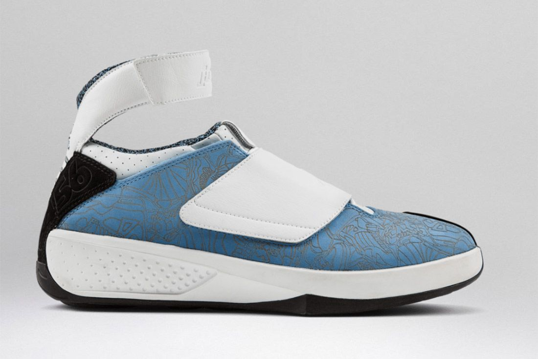 Material Matters Jordan Brand Air Jordan 20