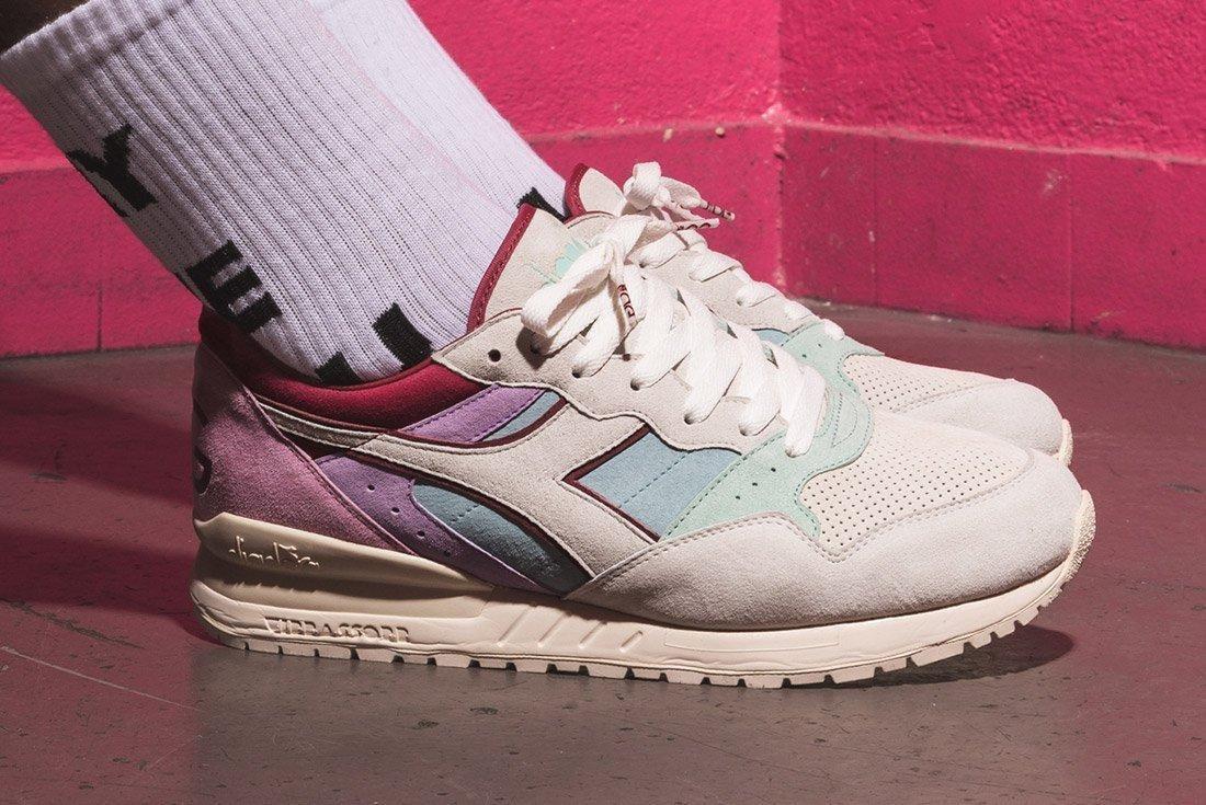 Titolo Five Almonds Diadora Highlight Reel Sneaker Freaker