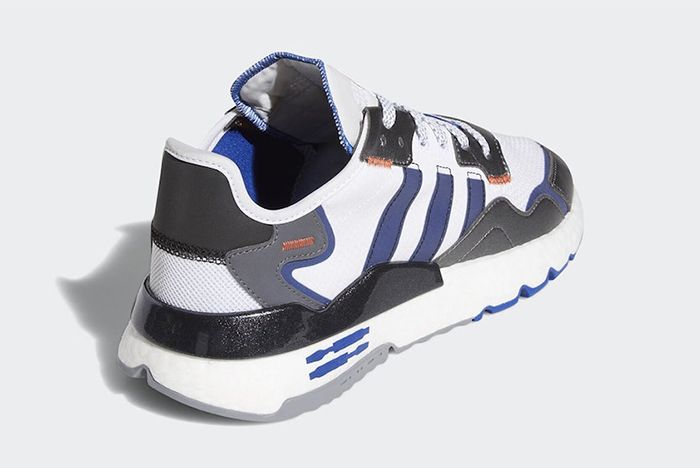 Star Wars Adidas Nite Jogger R2 D2 Release Date Back