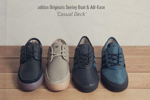 Jd Sports Adidas Casual Deck Shoe 6