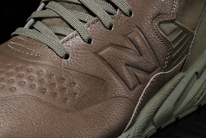 New Balance 580 Outdoor Boot Olive Green 6
